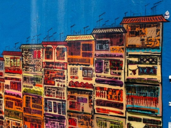 Hollywood Road – smell of art and culture