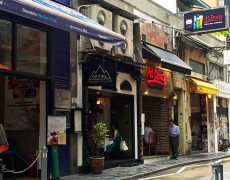 Staunton Street, Hollywood Road – Hong Kong F&B restaurants for lease