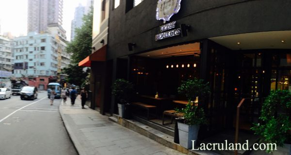 Close to Soho, Hong Kong Hollywood road's restaurant for lease with high traffic