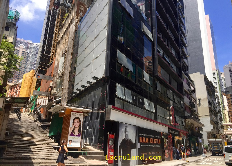 Pottinger Street (砵典乍街) restaurant lease surrender